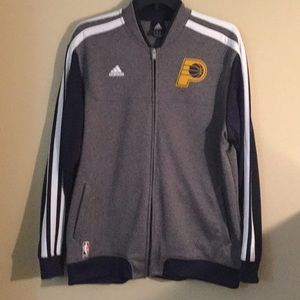 🏀 NBA Indiana Pacers Warm Up Jacket.